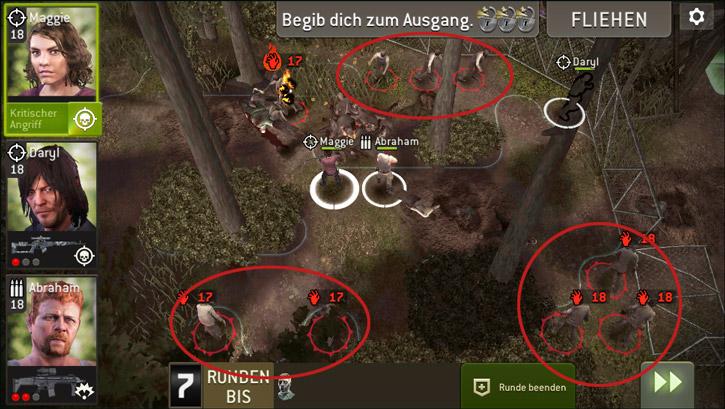 Verschollener Bunker Spawnpunkte