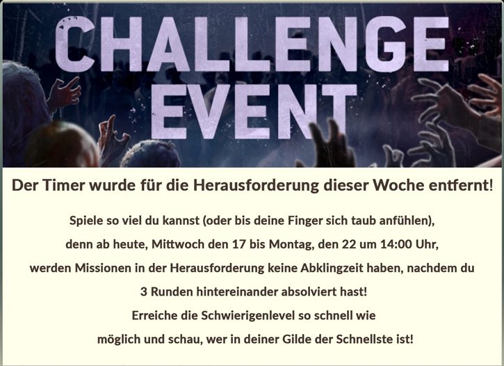 Event - Timer Übersetzung