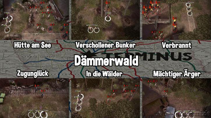 Karte-Dämmerwald