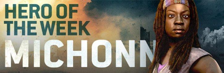 Held der Woche - Michonne