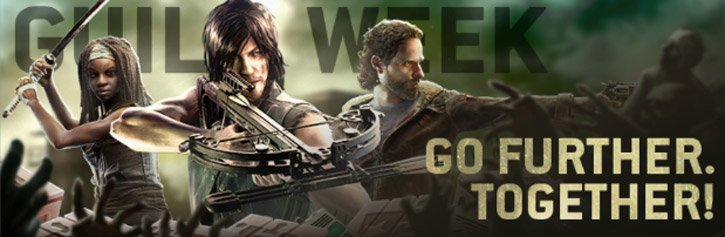 The Walking Dead No Man's Land - Gildenwoche