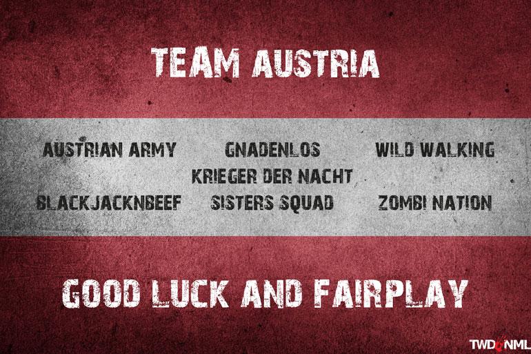 Nation Wars - Team Austria