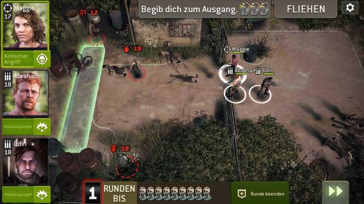 Steinbruchtor - Spawnpunkt