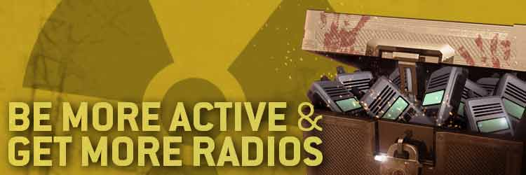 Radio Active Event - The Walking Dead No Man's Land