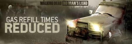 Benzin - The Walking Dead No Man's Land