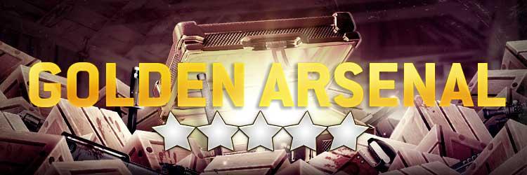Golden Arsenal | TWD-NML.de