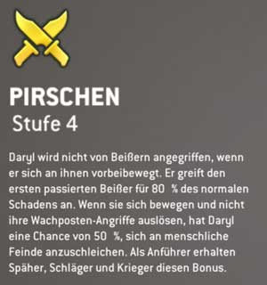 Pirschen | TWD-NML.de